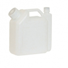 Silverline 633920 2-Stroke Fuel Mixing Bottle 1Ltr