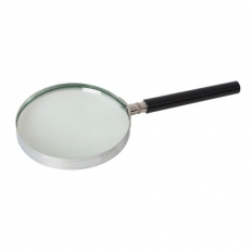 Silverline 633945 Magnifying Glass 100mm 3x
