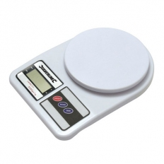 Silverline 651052 Digital Scales Max 5kg