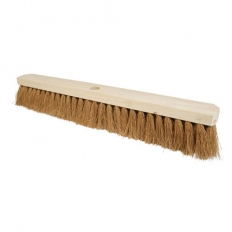 Silverline 656623 Broom Soft Coco 610mm (24�)