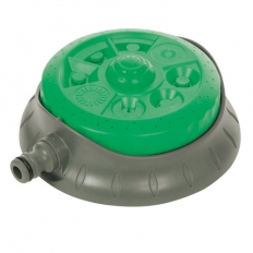 Silverline 718693 8-Pattern Dial Sprinkler 140mm dia