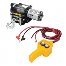 Silverline 748850 DIY 12V Electric Winch 2000lb