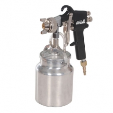 Silverline 763556 Spray Gun High Pressure 1000ml