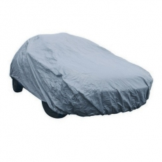 Silverline 774618 Large Car Cover 4820 x 1190 x 1770mm (L)