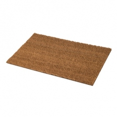 Fixman 783442 PVC Back-Tufted Coir Mat 350 x 600mm