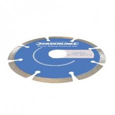 Silverline 807350 Mortar Raking Diamond Blade 2pk 115 x 22.2mm