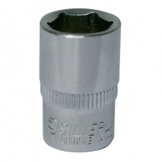 "Silverline 829834 Socket 1/4"" Drive Metric 11mm"
