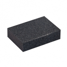 Silverline 868564 Foam Sanding Block Med & Coarse