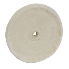 Silverline 868743 Loose Leaf Buffing Wheel 150mm