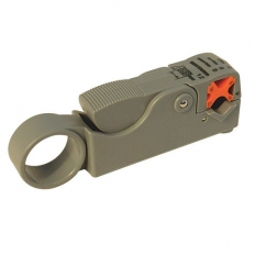 Silverline 868823 Coaxial Cable Stripper RG6 / 58 / 59 / 62