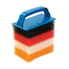 Silverline 950140 Grout Clean-Up Kit 5pce