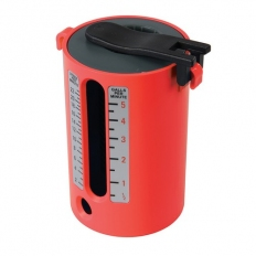 Dickie Dyer 952557 Flow Measure Cup 2.5 - 22Ltr / 1/2 - 5 Gallons