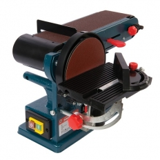 Silverline 972660 Silverstorm 350W Bench Belt & Disc Sander 390mm 350W