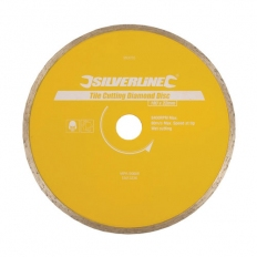 Silverline 993035 Tile Cutting Diamond Disc 180 x 22.2mm