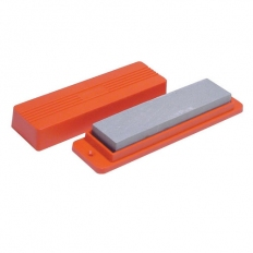 Silverline CB14 Combination Sharpening Stone 200 x 50 x 25mm