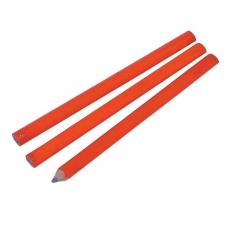 Silverline CB81UB Carpenters Pencils 3pk 175mm