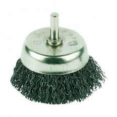 Silverline PB04 Rotary Wire Cup Brush 75mm