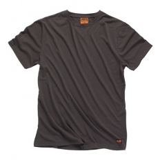 Scruffs T54672 Worker T-Shirt Graphite M