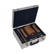 Spectrum MBD3 TRADE 3 Piece Diamond Core Drill Set In Robust Case