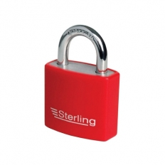 Sterling APL032P Aluminium Padlock 30mm Assorted Colours