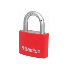 Sterling APL042P Aluminium Padlock 40mm Assorted Colours