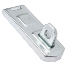 Sterling DHS100 Steel Hasp and Staple 100mm Concealed Hinge Pin