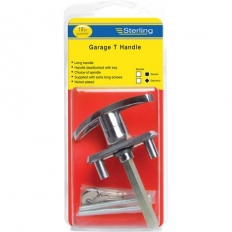 Sterling GT02V Garage Door Lock Diamond