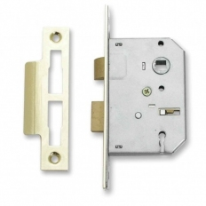 Sterling MLS330N Mortice Sash Lock 3 Lever Nickel 3""