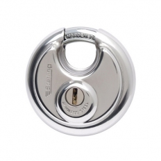 Sterling SPL100 Stainless Steel Disc Padlock 70mm