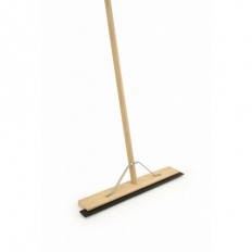 "18"" Floor Squeegee With Handle"